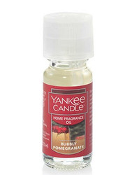 Bubbly Pomegranate Home Fragrance Oil Yankee Candle 0.3oz