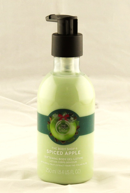 Spiced Apple Body Lotion The Body Shop 8.4oz