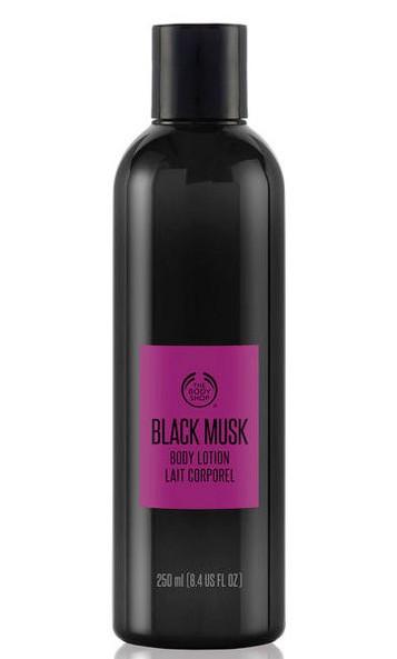 Black Musk Body Lotion The Body Shop 8.4oz