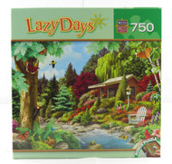Lazy Days Time To Relax 750 Piece Jigsaw Puzzle Alan Giana Masterpieces