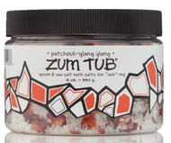 Patchouli Ylang Ylang Zum Tub Bath Salts Indigo Wild 12oz