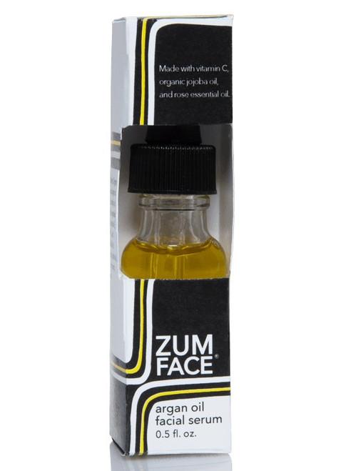 Argan Oil Zum Face Facial Serum Indigo Wild 0.5oz