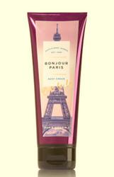 Bonjour Paris Body Cream Bath and Body Works 8oz