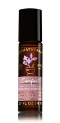 Comfort Vanilla Patchouli Aromatherapy Essential Oil Roller Ball Bath and Body Works 0.27oz
