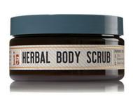 Verbena & Mint Botanical Blend Herbal Body Scrub Bath and Body Works 8oz
