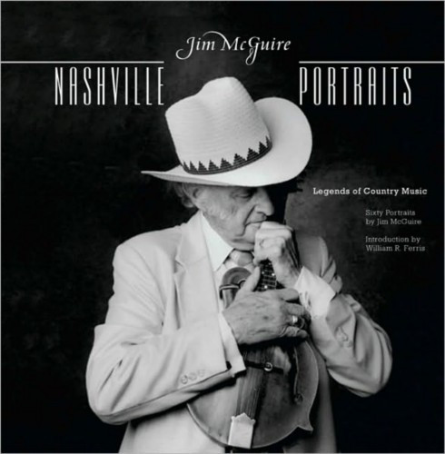 Nashville Portraits Legends of Country Music Hardcover Book
