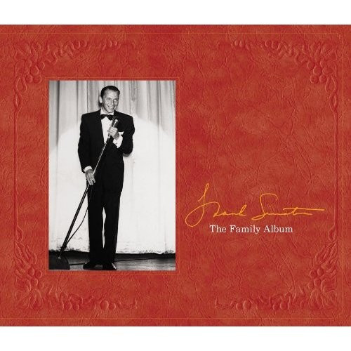 Frank Sinatra The Family Album History and Photography Book