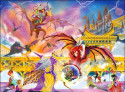 Dragon Storm 500 piece Jigsaw Puzzle by Melissa and Doug