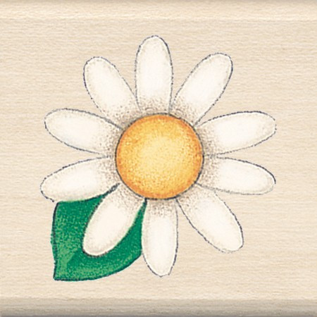 Daisy Mambi Inkadinkado Wood Stamp-Buy here now!