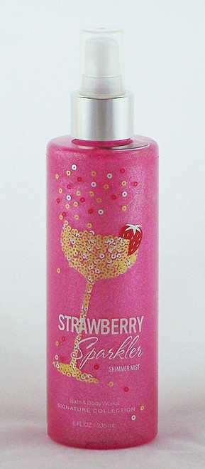 Strawberry Sparkler Shimmer Body Spray-Click here to buy now at Archway Variety