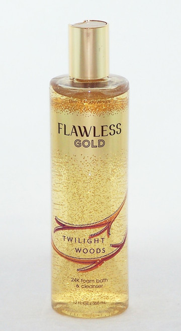 Twilight Woods 24K Gold Foam Bath Body Cleanser-Buy here at Archway Variety now!