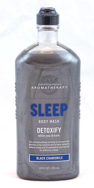 Buy Black Chamomile Body Wash Foam Bath Here!