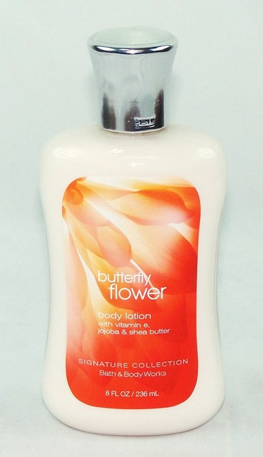 Buy Butterfly Flower Body Lotion Signature Collection!