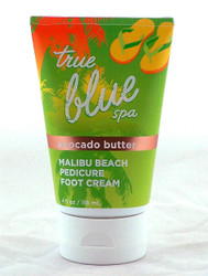 Click here to buy Malibu Beach True Blue Spa Avocado Butter Foot Cream