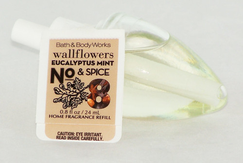 Eucalyptus Mint Spice Wallflower Bulb Refill-Buy your favorite Home Fragrance Oil at Archway Variety!
