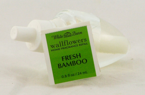 Buy Fresh Bamboo Wallflower Refill Now! From Bath and Body to YOu!