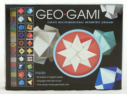 Shop now for Geo-Gami Origami Craft Kit!