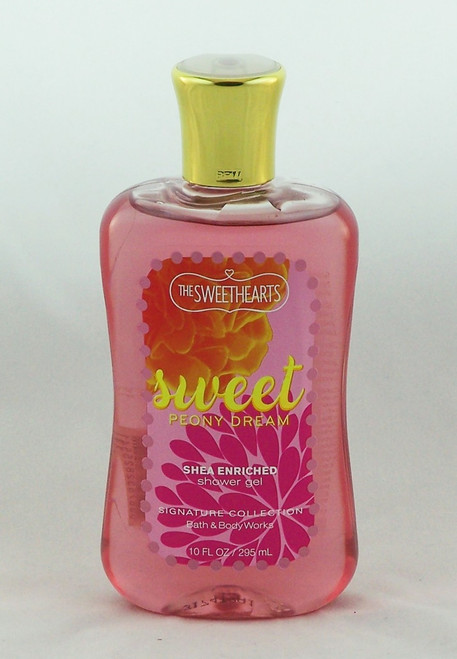 Hurry and shop now for Sweet Peony Dream Shower Gel! Limited Time!