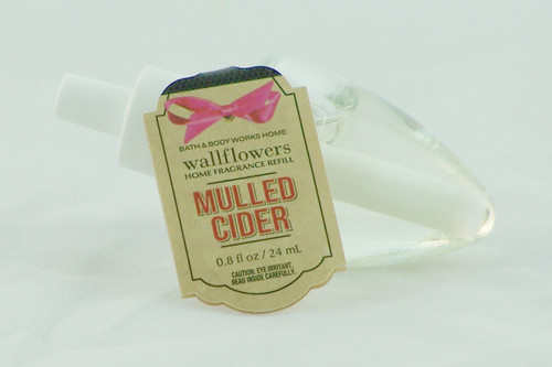 Hurry and shop now for Mulled Cider Wallflower Refill Bulb! Limited Supply!