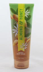 Limited Supply! Shop now for Almond and Honey Golden Body Scrub Bath and Body Works