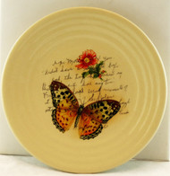 Click here to buy Vintage Collection Yankee Candle Plate Tray Butterfly Flower