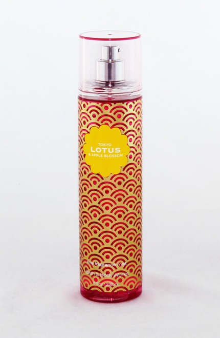HUrry! Shop now for Tokyo Lotus Apple Blossom Fine Fragrance Mist Bath and Body Works