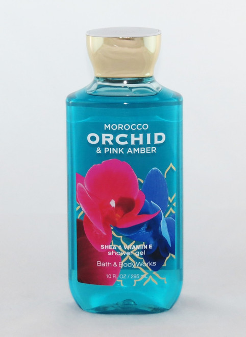 Hurry and Click now for Morocco Orchid Pink Amber Shower Gel Body Wash