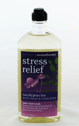Shop here now for Eucalyptus Tea Stress Relief Foam Bath Body Wash Bath and Body Works