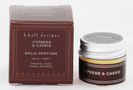 Shop now for Cypress Cassis Solid Perfume K. Hall Design.