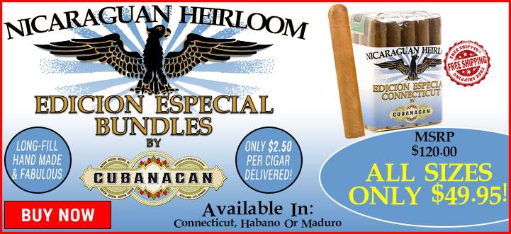 NIcaragguan Heirloom Edicion Especial