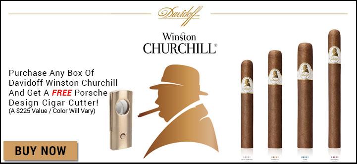 Davidoff Winston Churchill Cigars