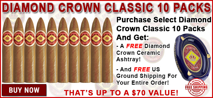 Diamond Crown Classic 10 Packs