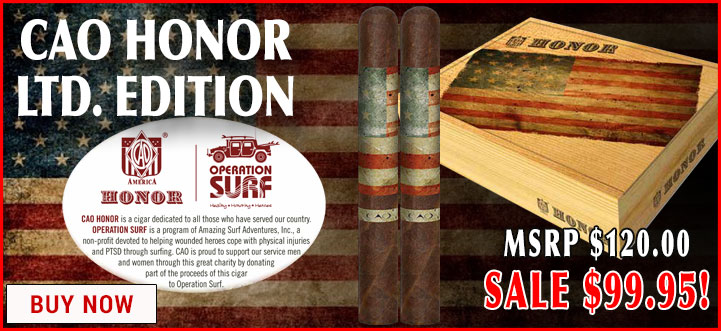 CAO Honor Limited Edition
