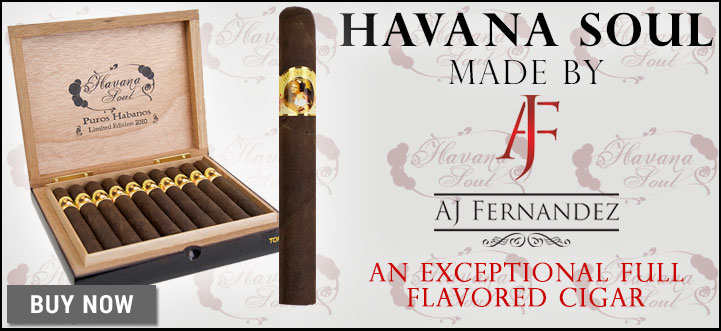 Havana Soul By AJ Fernandez
