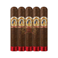 La Aroma De Cuba Immensa (5.5x60 / 5 Pack)