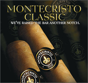 Montecristo Classic Churchill (7x54 / 5 Pack)