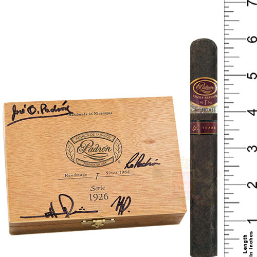 Padron Family Reserve No. 45 Maduro (6x52 / Box 10)
