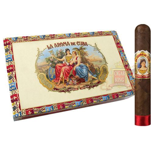 La Aroma De Cuba Rothschild (4.75x50 / Box 25)