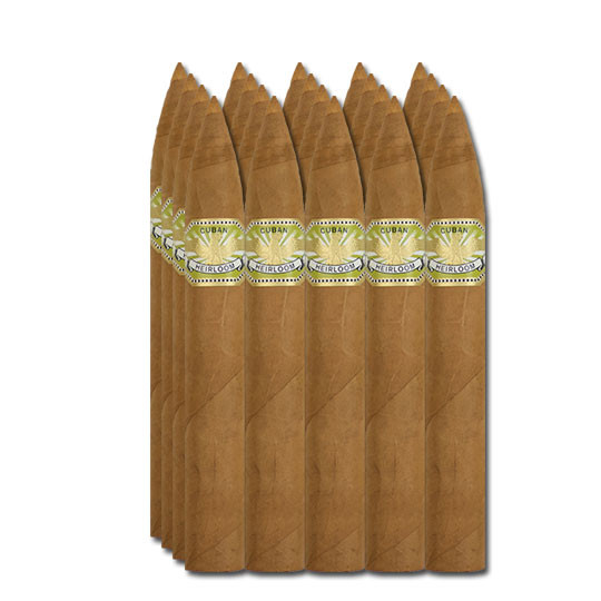 Cuban Heirloom Connecticut by Perdomo Torpedo (6x54 / Mazo of 20)