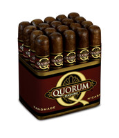Quorum Maduro Robusto (4.75x50 / Bundle 20)
