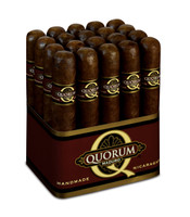 Quorum Maduro Double Gordo (6x60 / Bundle 20)