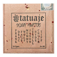 Tatuaje Skinny Monsters (6x38 / Box 10)
