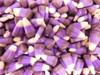 Blackberry Cobbler Gourmet Candy Corn 1 Lb Black, White, Purple Weddings