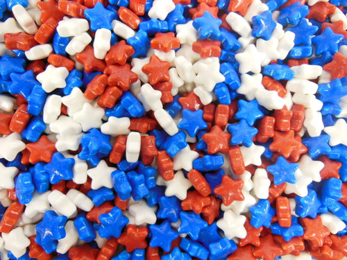 Celebration: Stars Red, White. & Blue 1LB Sweet Works Gluten Free