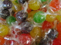 Primrose Asst Fruit Sour Balls Old Fashion Hard Candy  1 Lb