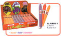 El Bubble Gum II Cigars Retro Party Candy