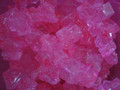 Cherry Rock Candy on String  5 Lbs