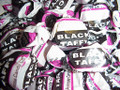 Black Jacks  Black Taffy Licorice 1 lb Wrapped Fresh!