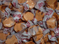 Pumpkin Pie Salt Water Taffy  1 Lb