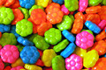 Flower Power candies 1 Lb of coated dextrose candy